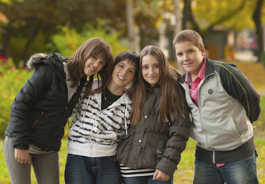 Understanding The Teen Brain:Inside Children's Blog