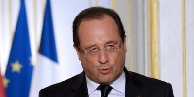 message-francois-hollande