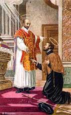 [San Ignacio de Loyola y San Francisco Javier]