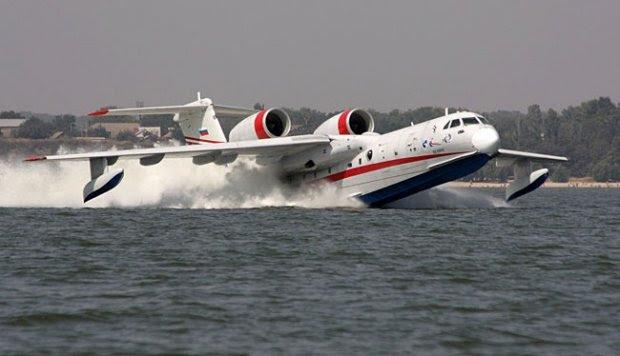 Indonesia Akan Beli Pesawat Amfibi Jepang dan Rusia