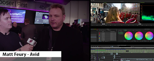 WATCH - NAB 2017: Avid Media Composer | First Updates, Script Sync & More · HDSLR Shooter