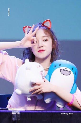 Song Yuqi Wiki Flamin Hot Cheetos Amino