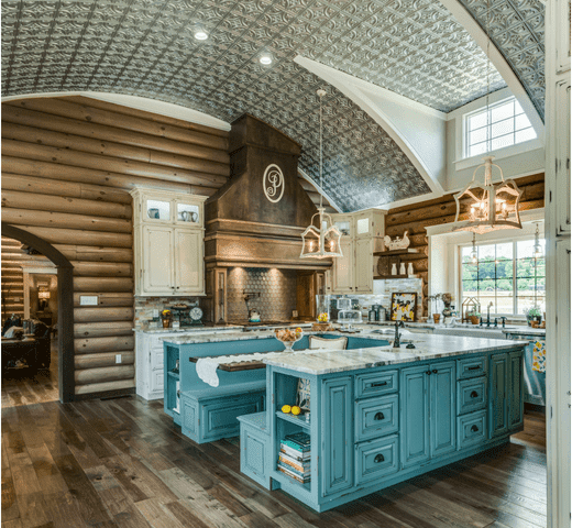 Honest Abe Living, August 2018 | Log Homes, Timber Frame and Log Cabins by Honest Abe