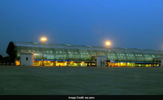 Unidentified Briefcase Found At Amritsar Airport, Bomb Squad On Spot