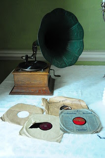 Gramophone and records