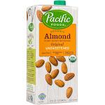 Pacific Organic Non-Dairy Beverage, Almond, Original, Unsweetened - 32 fl oz