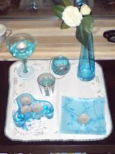 Turkis glass