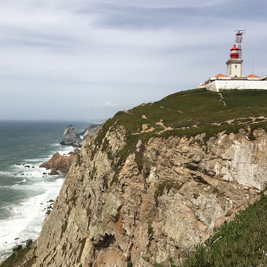 A day trip from Lisbon to Sintra, Portugal - Sintra-Cascais Natural Park & Cabo da Roca