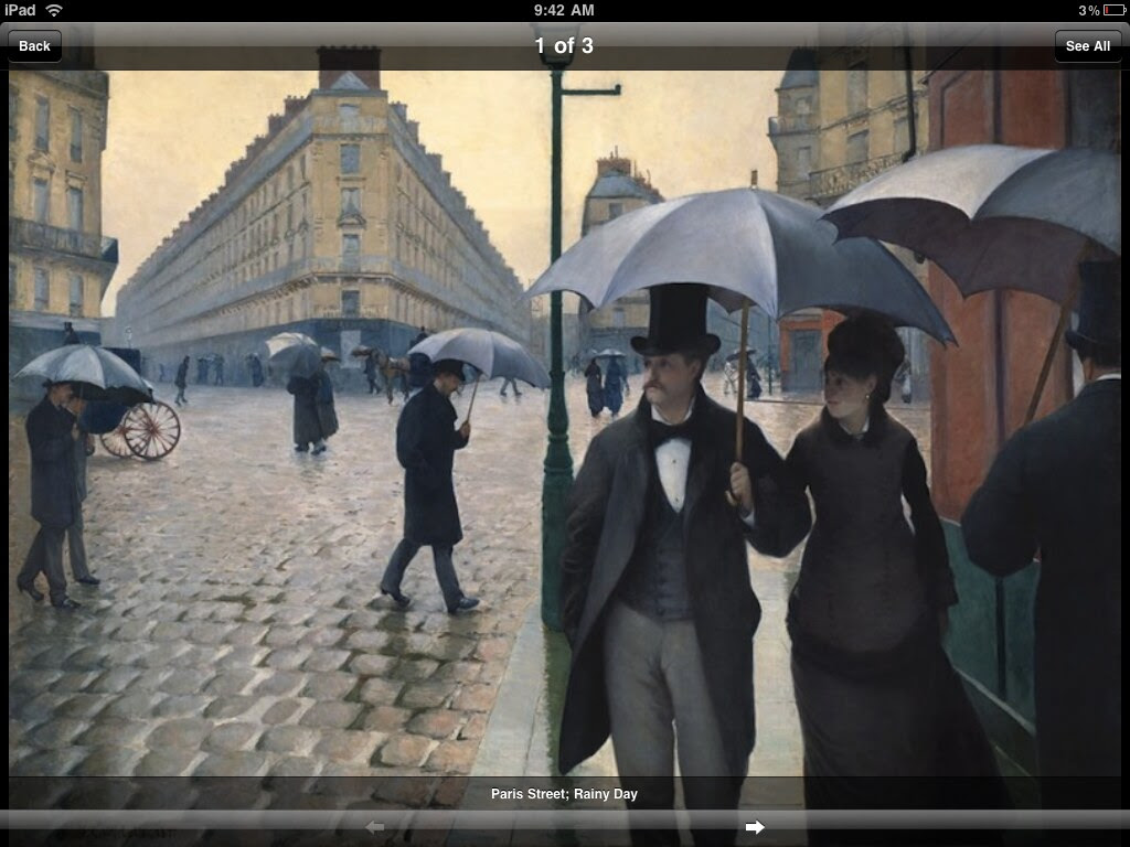 French Impressionism At The Art Institute Of Chicago App