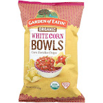 Garden of Eatin' White Corn - Bowls - Case of 12 - 10 oz.