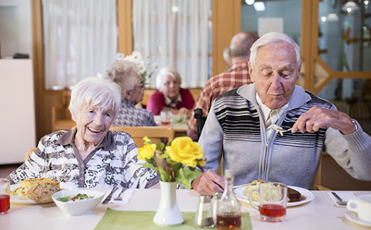 Nutrition and Aging: Eating for a healthy mind and body - FirstLight Home Care
