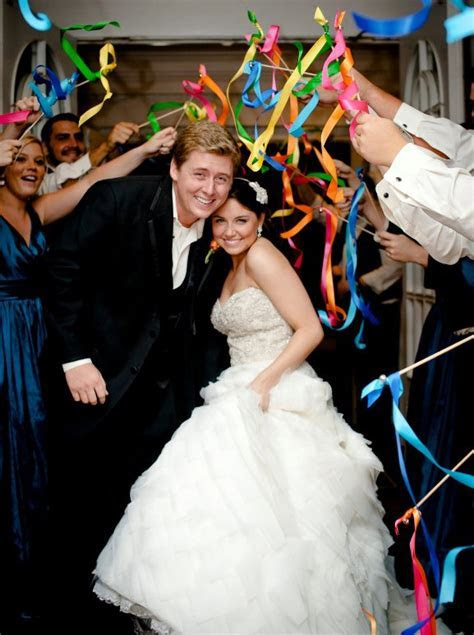 Wedding Ceremony Exit Ideas Archives   Weddings Romantique
