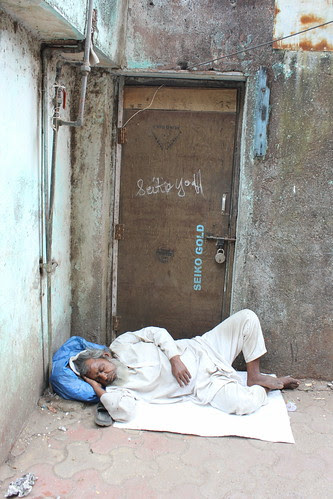 The Muslim Man Has Gone To Sleep by firoze shakir photographerno1