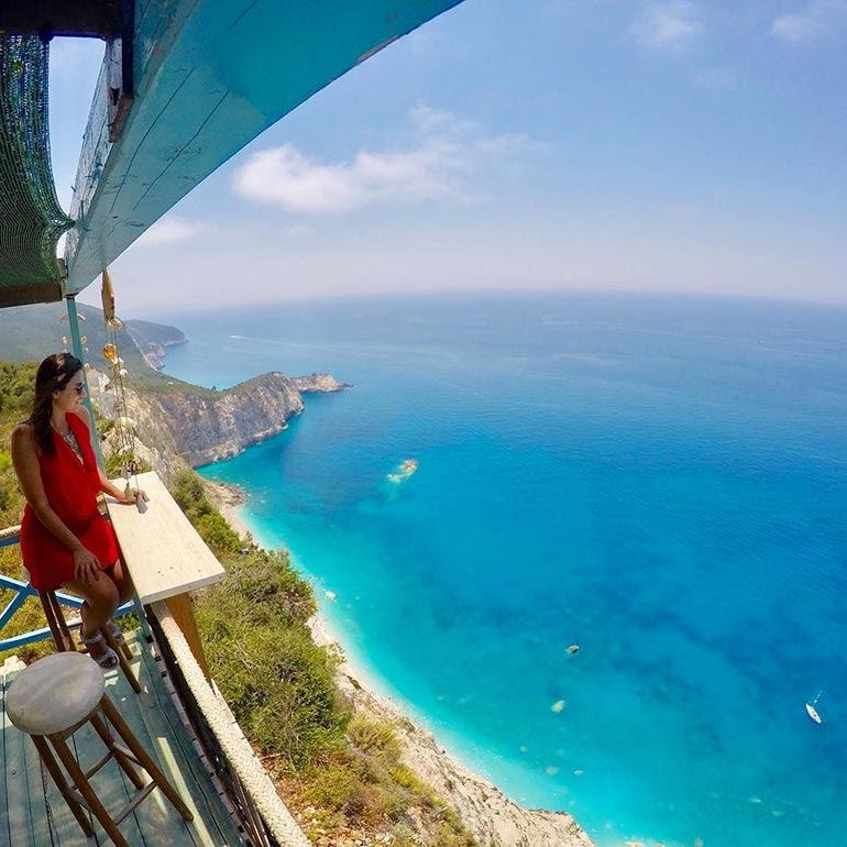 Διακοπές στη Λευκάδα | Φωτογραφία της ημέρας