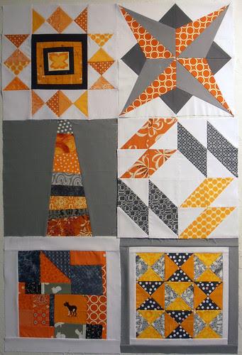 4x5 Blocks Received