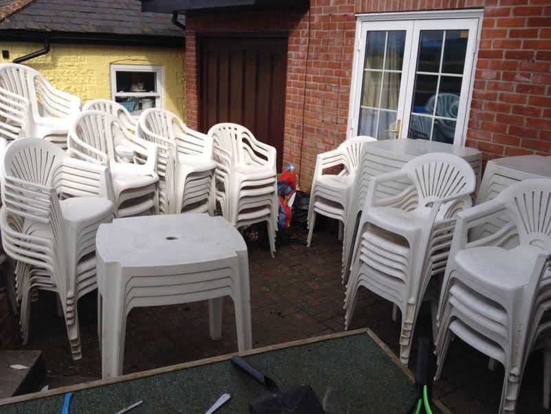 Commercial Grade Outdoor Patio Furniture