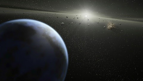 Asteroide pasará cerca a la Tierra el día de hoy