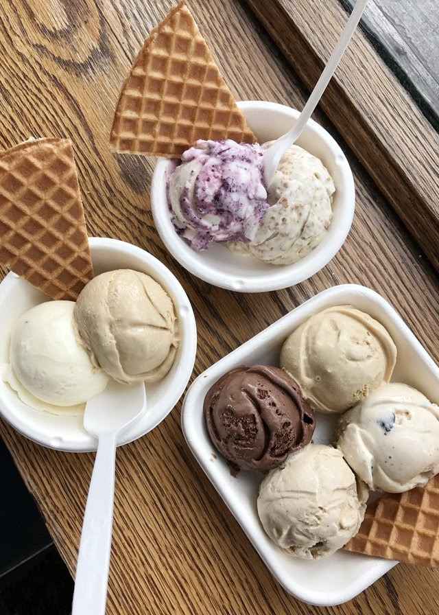 Jeni's Ice Cream, Columbus Ohio