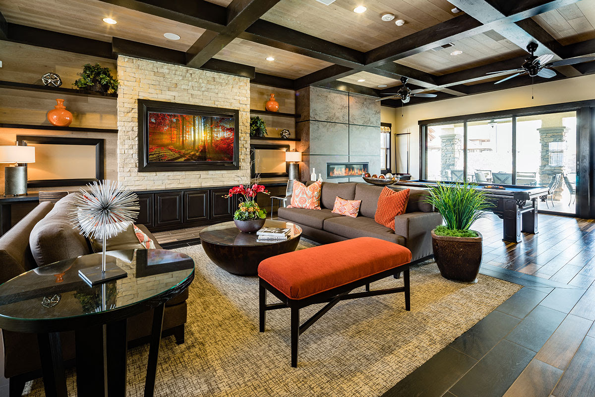 Presidio Clubhouse Toll Brothers Reno Nv Creative Design Group