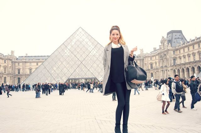 I love Zoe Sugg's style - it's a mix of edgy, girly, and like, for a lack of a better word, funky! Love it @Zoe James Sugg!