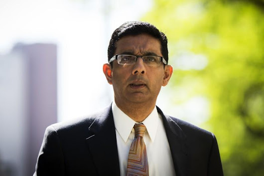 Trump pardons Dinesh D'Souza, says lifestyle maven Stewart may be next