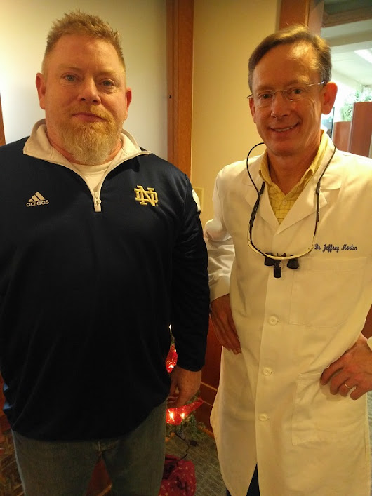 Veteran's Day Smile Make-Over: Kevin Roof - Westermeier Martin Dental Care