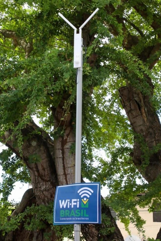 Wi-Fi Brasil: mais de 14 mil pontos de internet já foram entregues à população