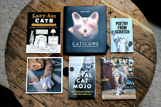 Why We Love these 6 Cat Books (And You Should, Too!)