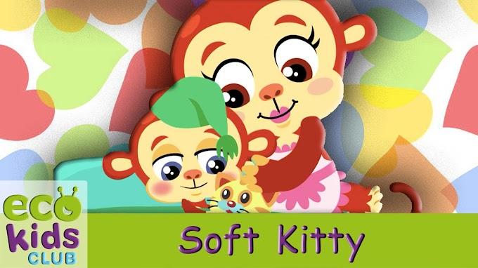 Soft Kitty Lyrics Warm Kitty from Eco Kids Club - Children Nursery Rhyme