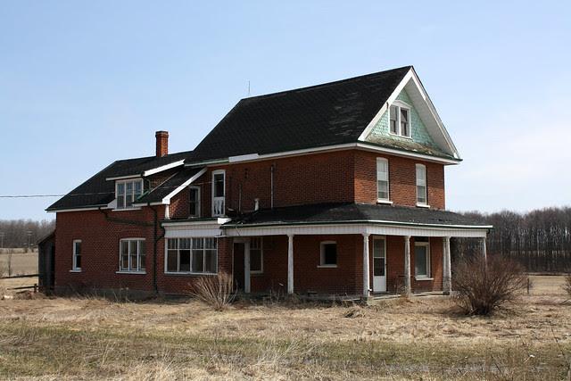 Fowlers Corners Deyell Farmhouse
