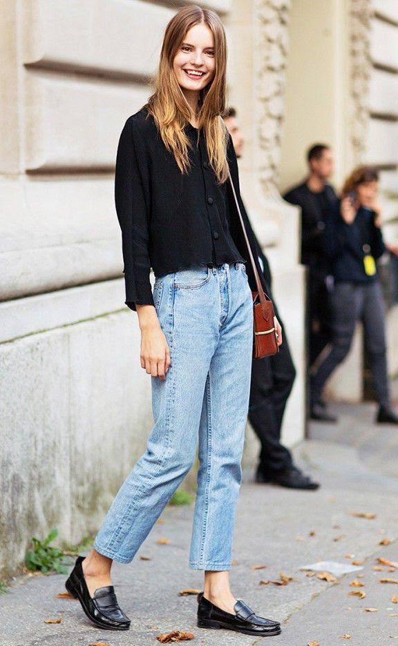 mom high waisted jeans outfit ideas 2019  fashiontasty