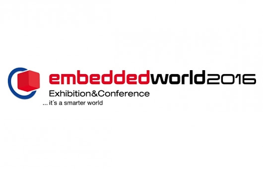 See us at the embedded world conference in Nuremburg on the 23rd - 25th February 2015 - TouchNetix