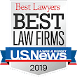 "Babbitt & Johnson P.A. ranked in 2019 ""Best Law Firms"""