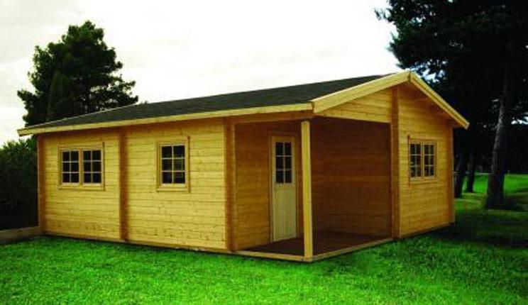 Casas de madera prefabricadas casas de madera venta - Casas prefabricadas experiencias ...
