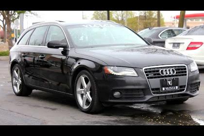 Audi A4 Sportback 2010