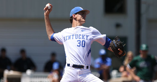 How are the Kentucky Baseball draftees doing so far?