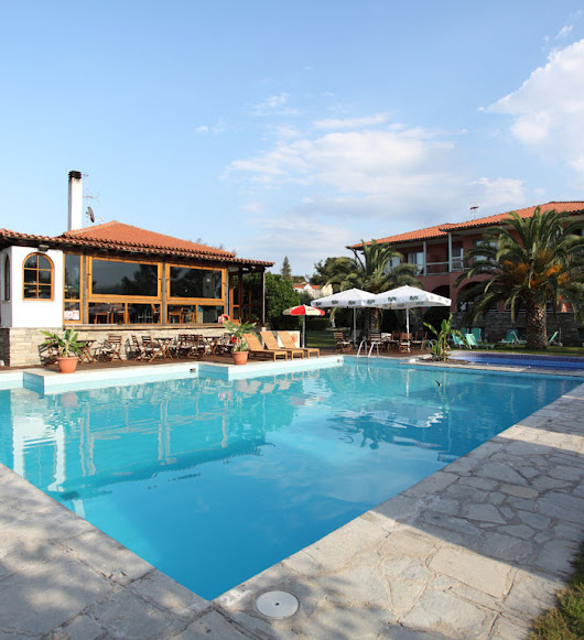 Hanioti Village Resort - Hotel in Kassandra Halkidiki