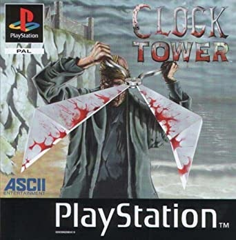 CLOCK TOWER (BIN) (PS1)