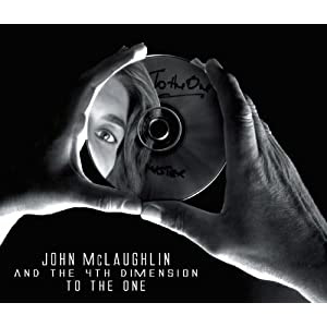 John McLaughlin & The 4th Dimension To The One cover
