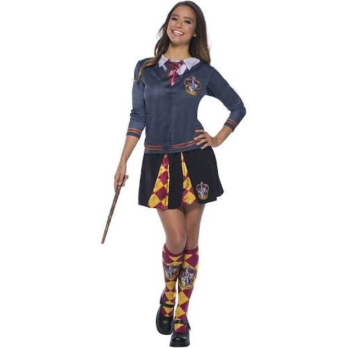 Harry Potter - Womens Gryffindor Skirt