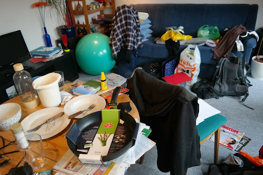 Here's The Link Between Clutter And Depression - Simplemost