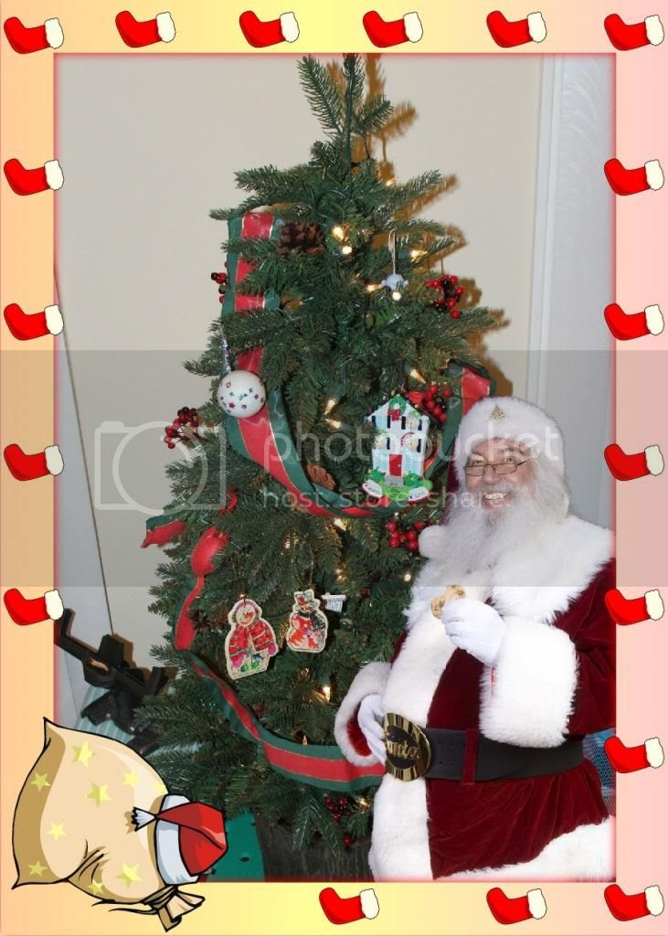 icaughtsanta.com tree