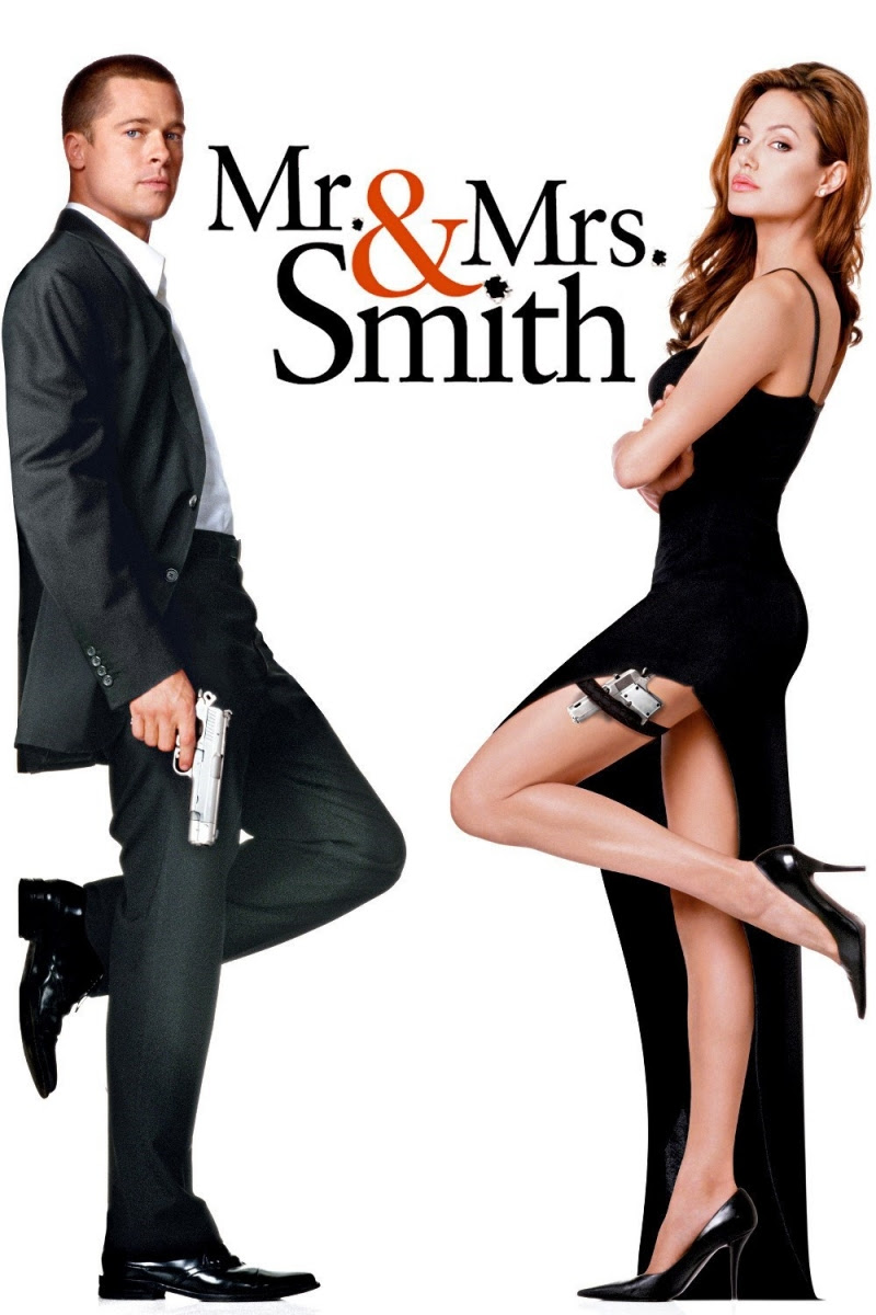 ÔNG BÀ SMITH Mr. & Mrs. Smith (2005)