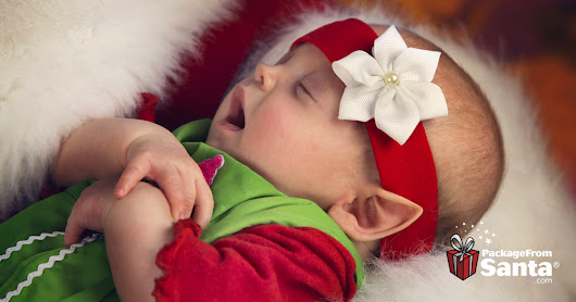 Name the North Pole Baby Elf & You Could Win $1,000!