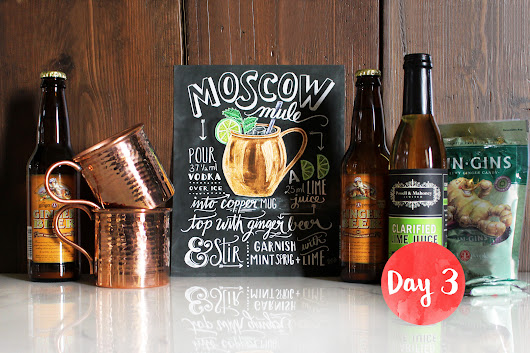 Day 3: Moscow Mule Gift Set | Style & Spice