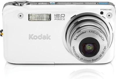 Kodak EasyShare V1253 Digital Camera - Review