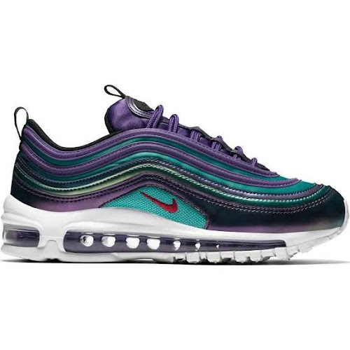 a118c6bc3a Nike Air Max 97 - Girls Grade School Shoes Court Purple Size 5 ...