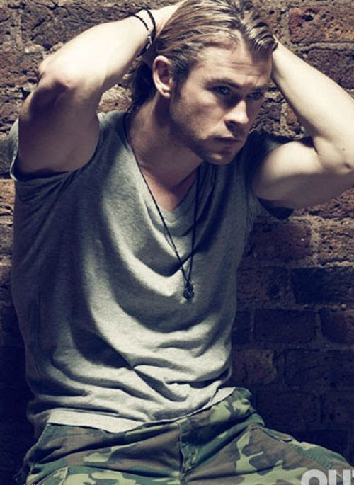 Out - May 2012, Chris Hemsworth