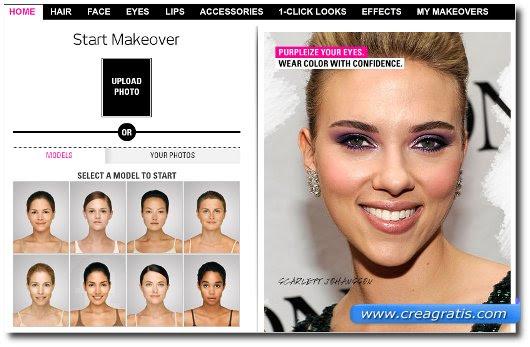 siti per provare tagli di capelli - Prova Tagli di Capelli Virtuale su Foto ecco 5 Siti CreaGratis
