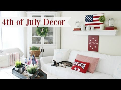 4th of July Decor | Farmhouse style